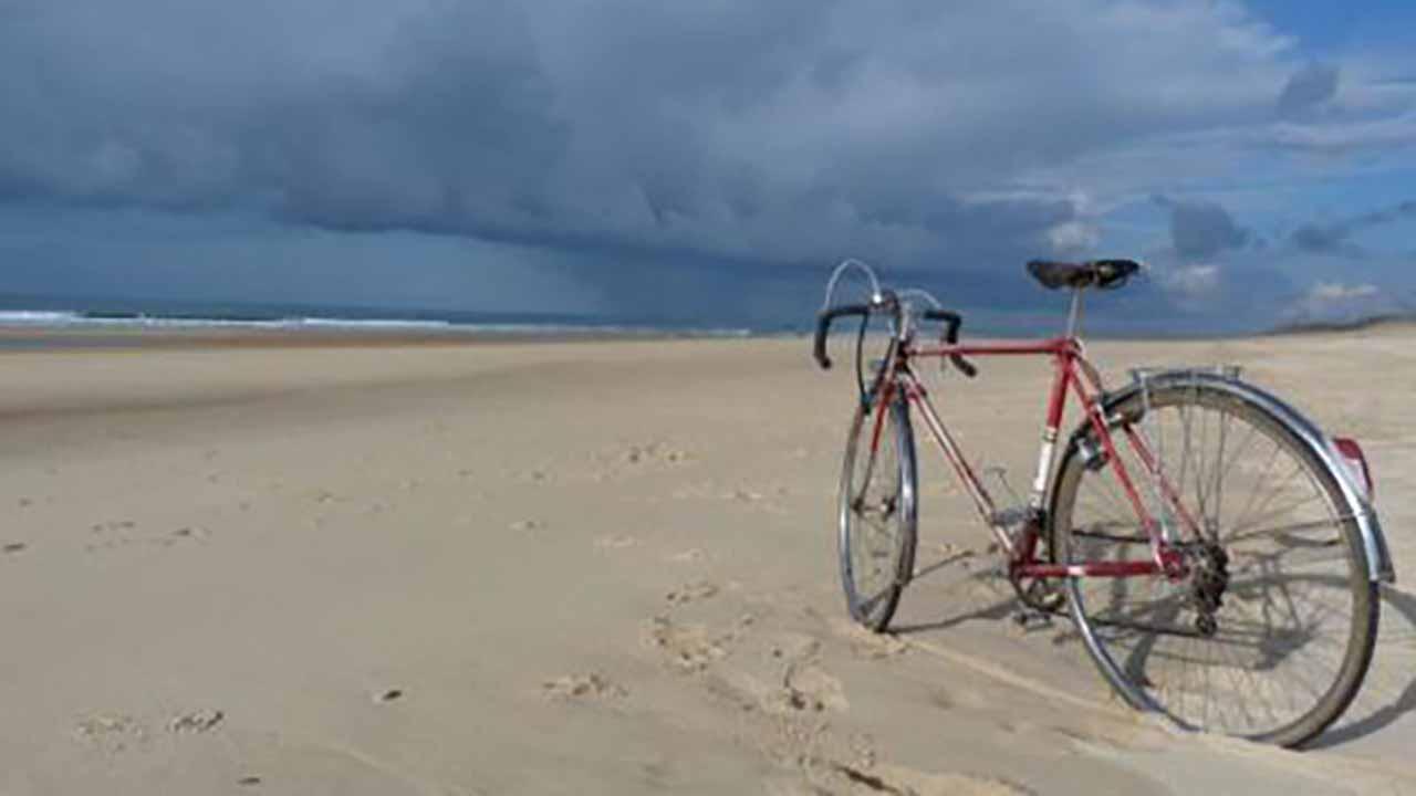 La Costa Atlantica da Bordeaux a Bayonne bici &Dintorni