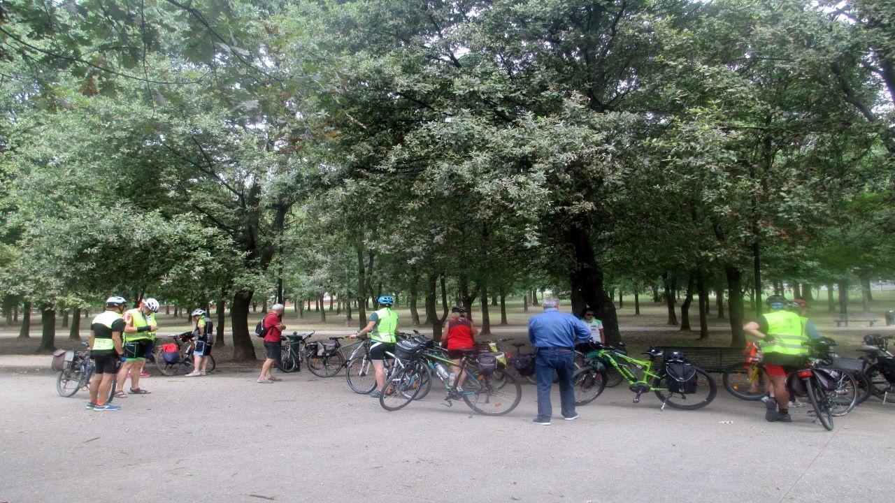 Appuntamento con l' archeologia bici &Dintorni