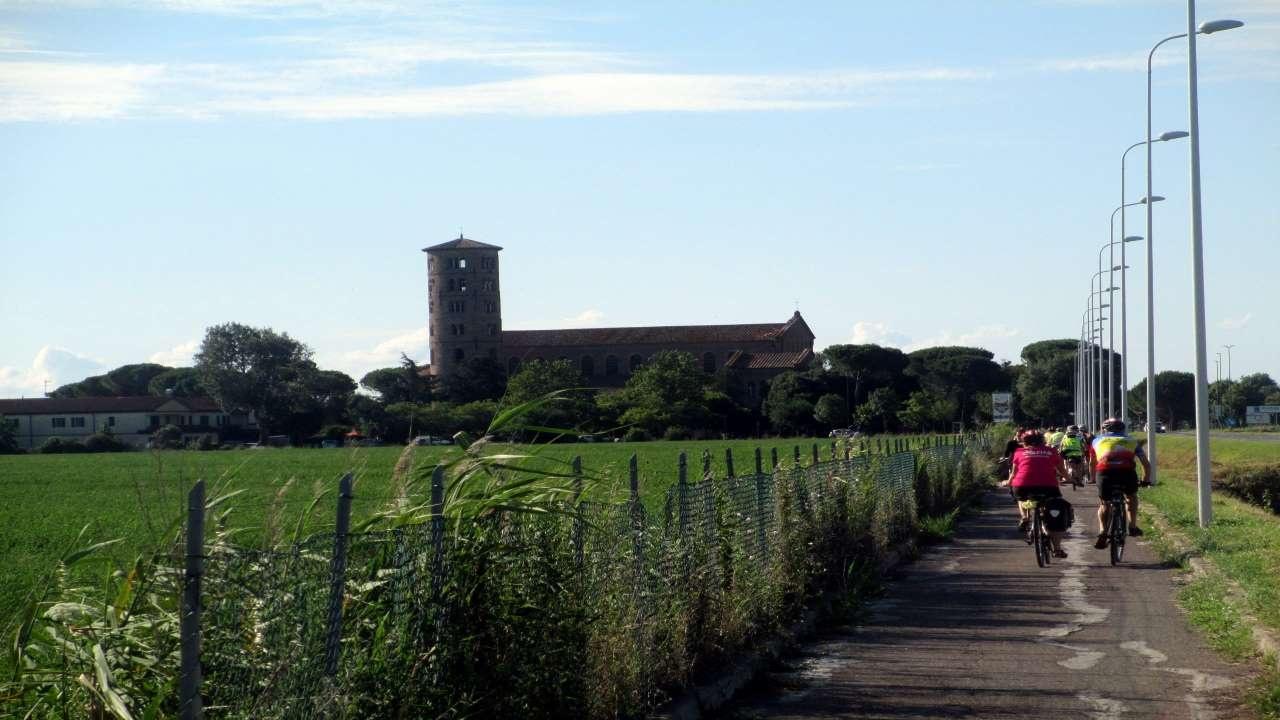 Pedalando tra mosaici e natura a Ravenna bici &Dintorni