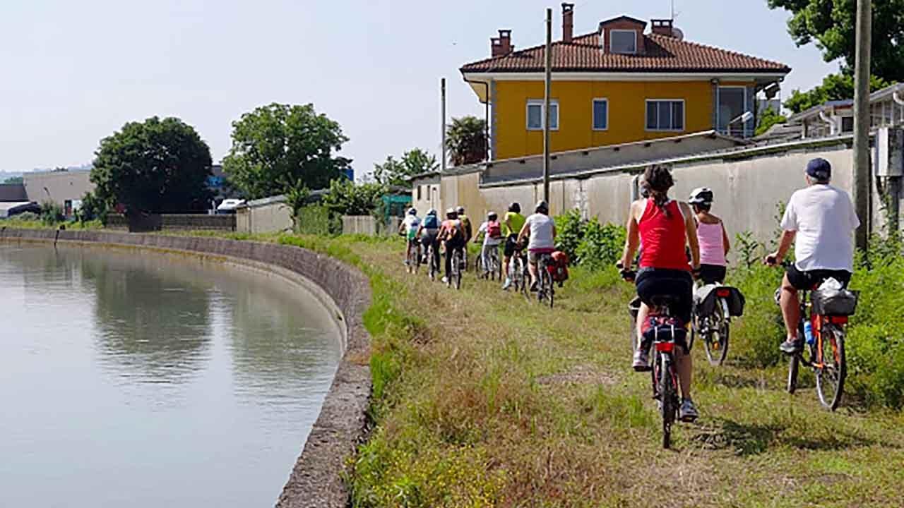 Bicitalia day sulla Francigena per Sant'Andrea bici &Dintorni