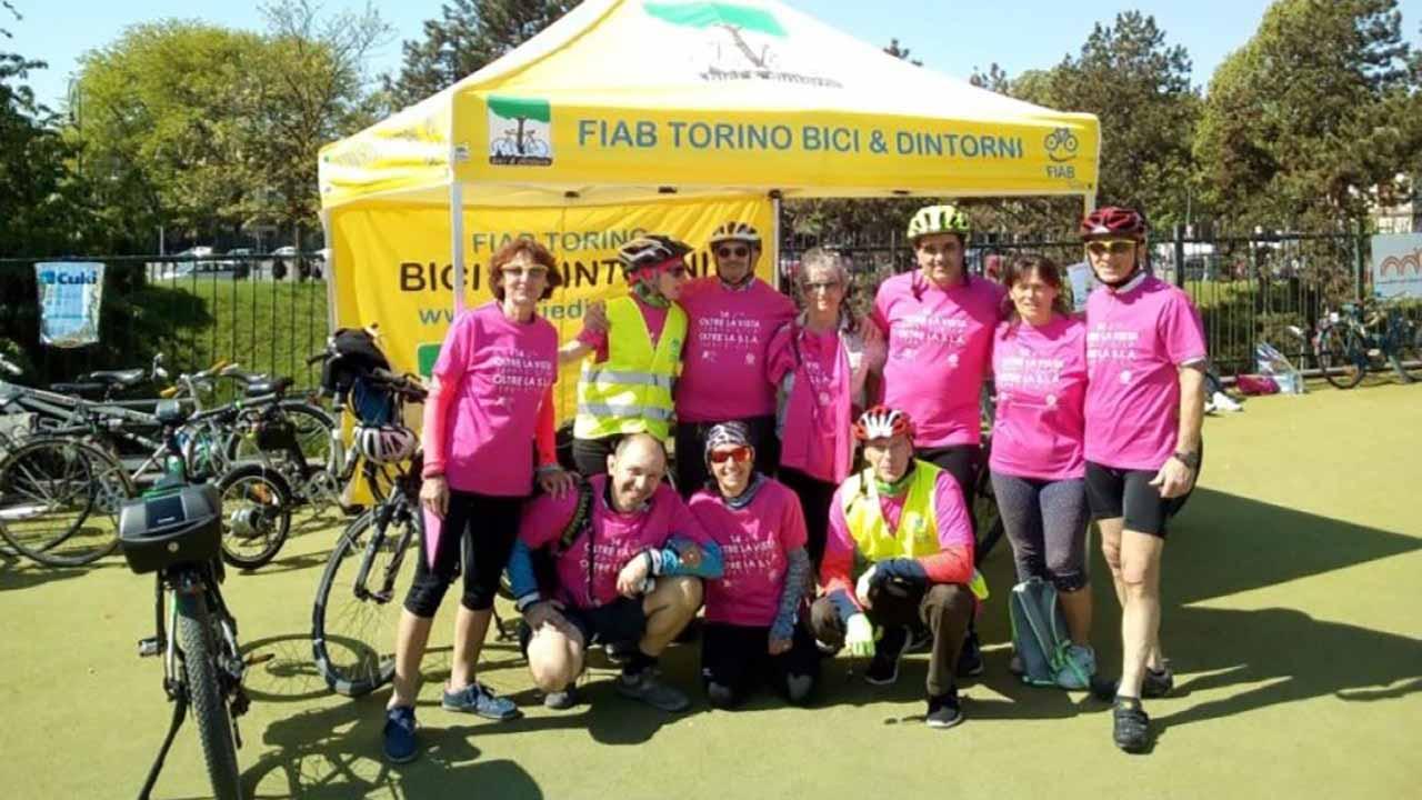 Bici, corsa e solidarietà… FIAB Torino Bici&Dintorni e U.I.C.I. Torino Onlus bici &Dintorni