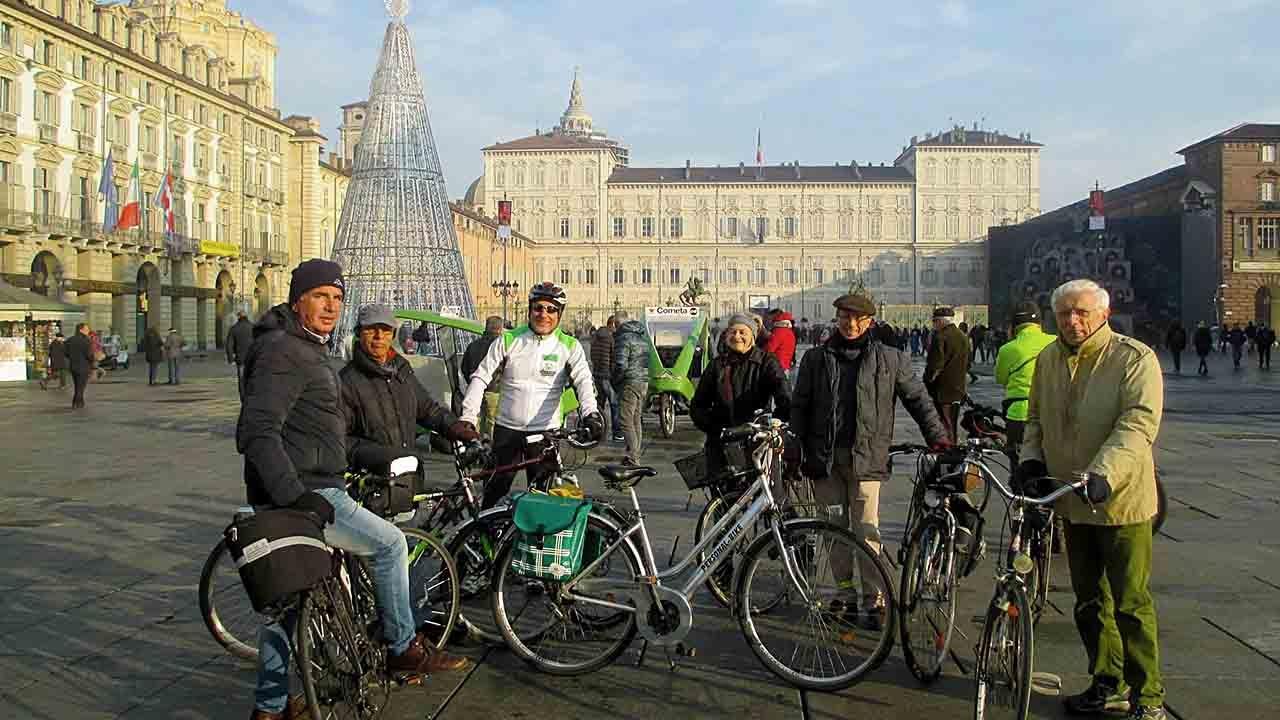 Scopriamo la città e.....il villaggio di Babbo Natale bici &Dintorni