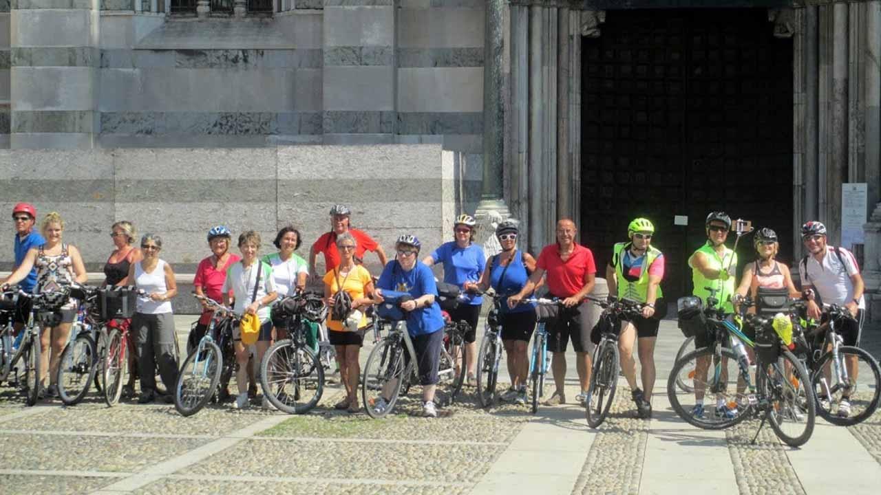 A Monza da Teodolinda bici &Dintorni