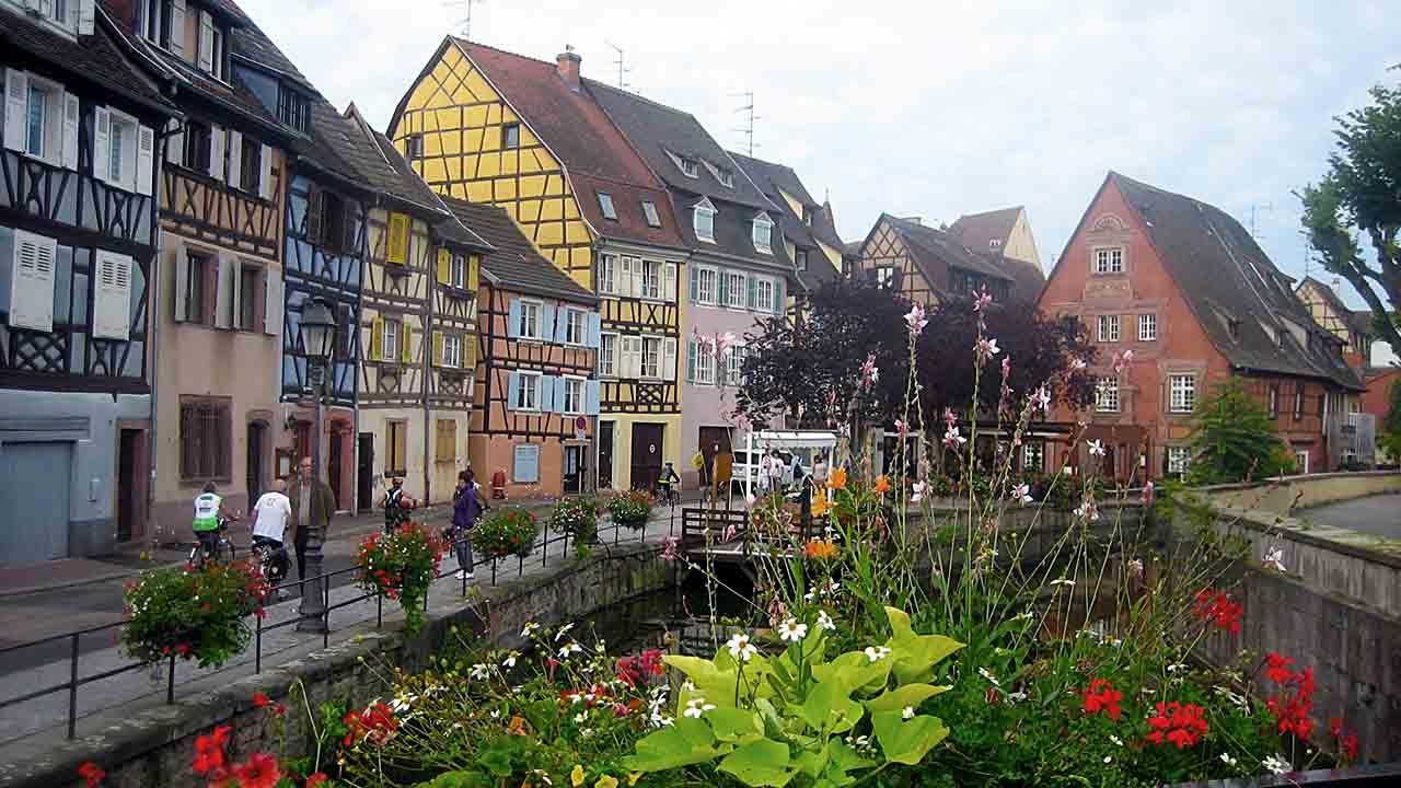 Ciclovacanza da Chambery a Strasburgo bici &Dintorni