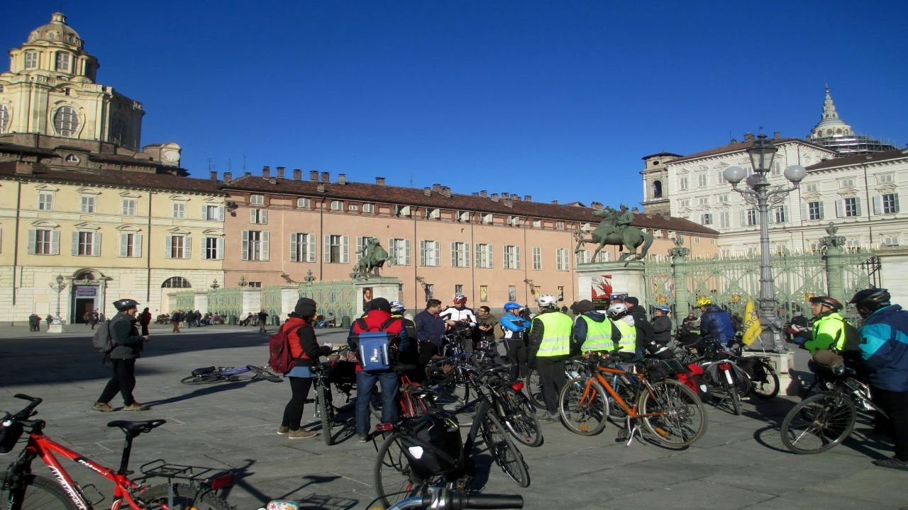 Torino esoterica bici &Dintorni