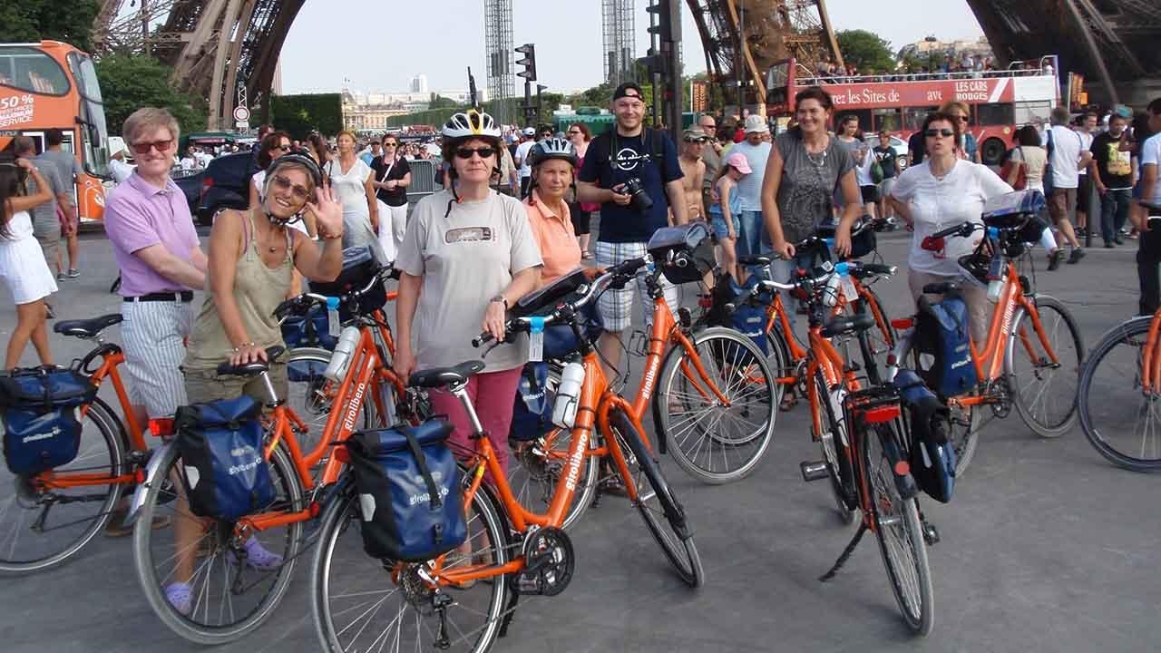 L' Avenue Verte: Paris – Londres à vélo bici &Dintorni