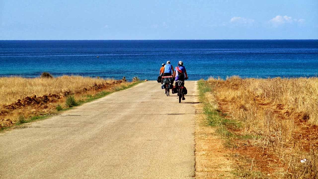 Amuninne..... Ciclovacanza in Sicilia Occidentale bici &Dintorni