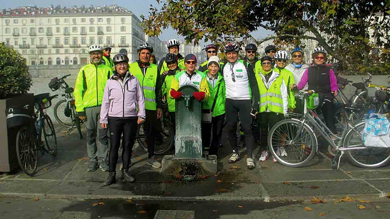 L'avventura e le tigri torinesi: omaggio a Salgari bici &Dintorni