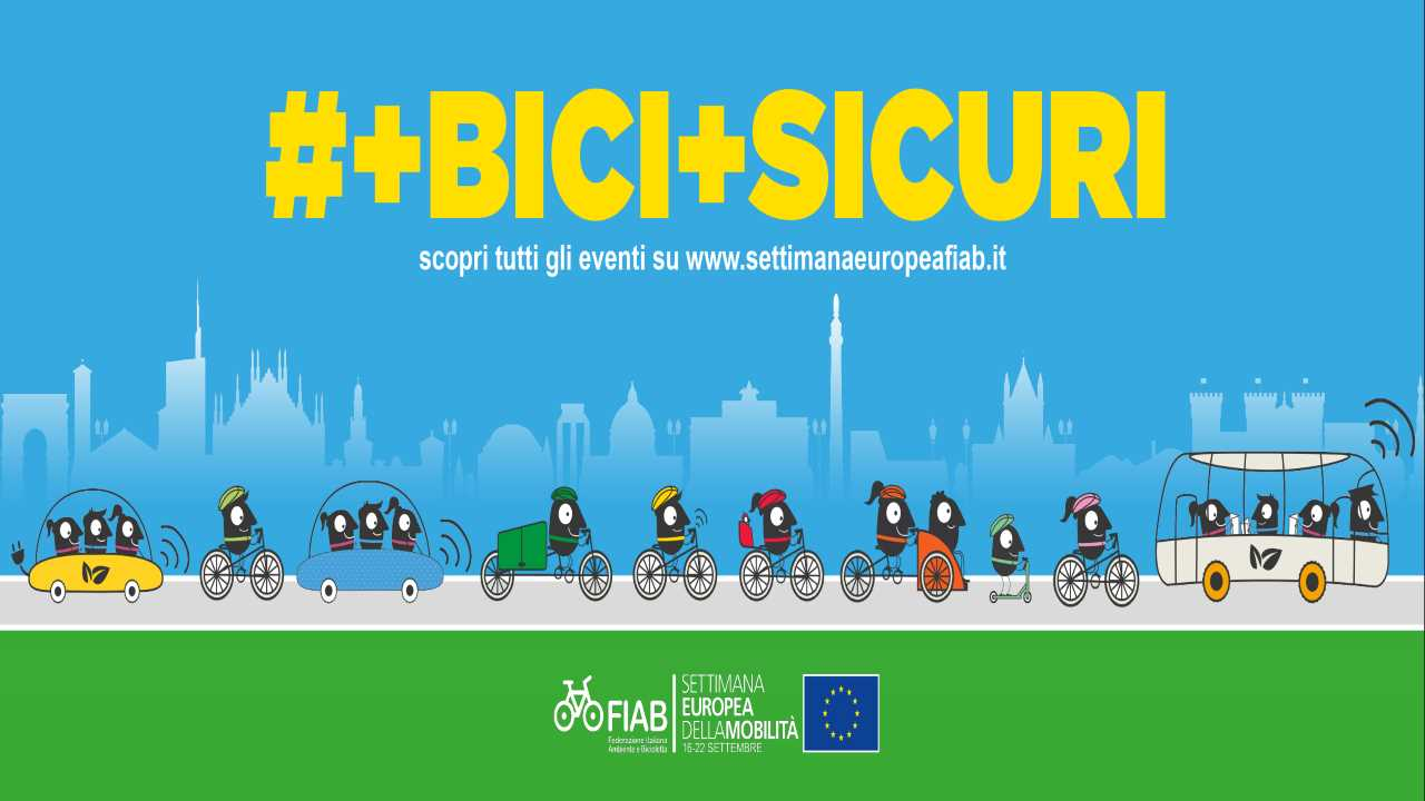 Safe Walking and Cycling bici &Dintorni