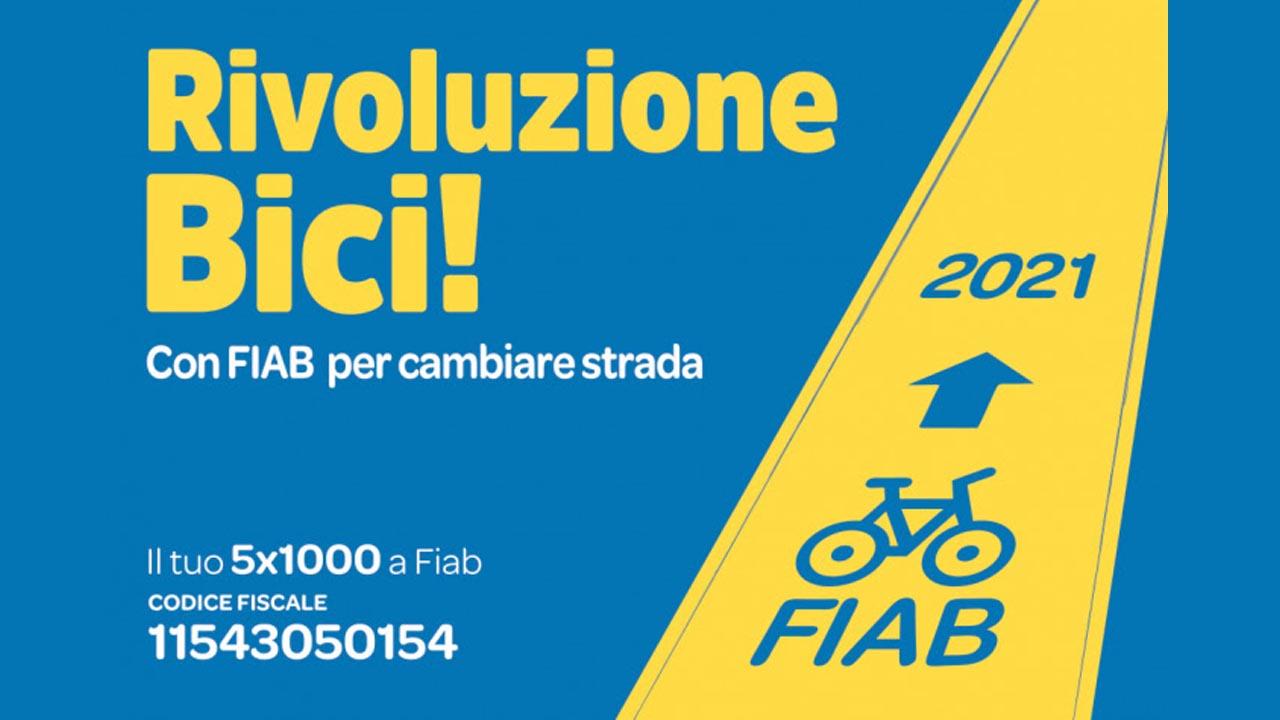 Iscrizioni FIAB Torino Bici&Dintorni 2021 #RivoluzioneBici! bici &Dintorni