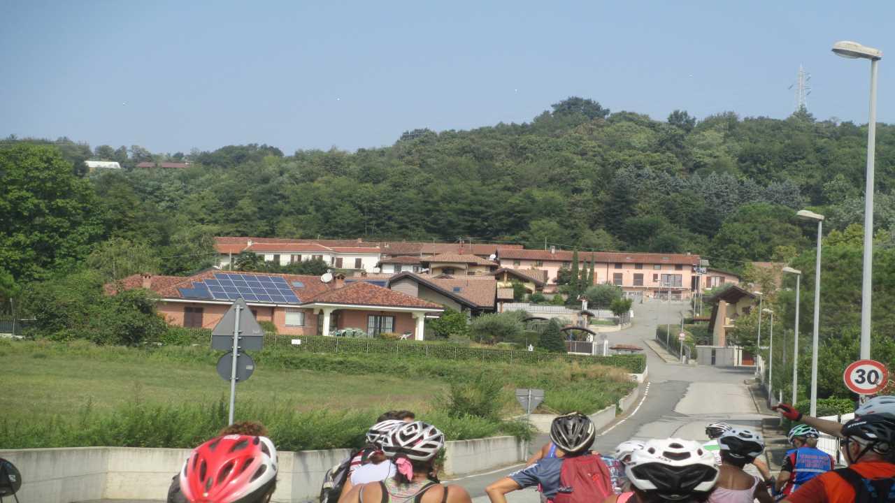 Il miglio verde a Villarbasse bici &Dintorni