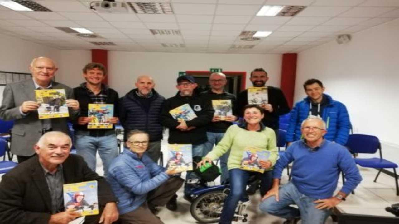 Benvenuta FIAB Aosta à vélo bici &Dintorni