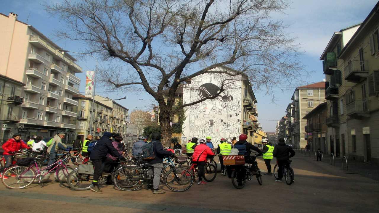 Street Art Barriera - Speciale Millo bici &Dintorni