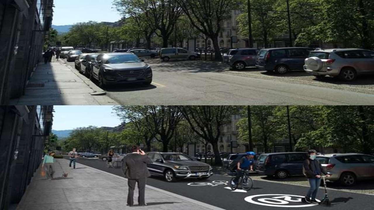 #PRIMALABICI: Se non ora quando…….#Torinoriparte bici &Dintorni