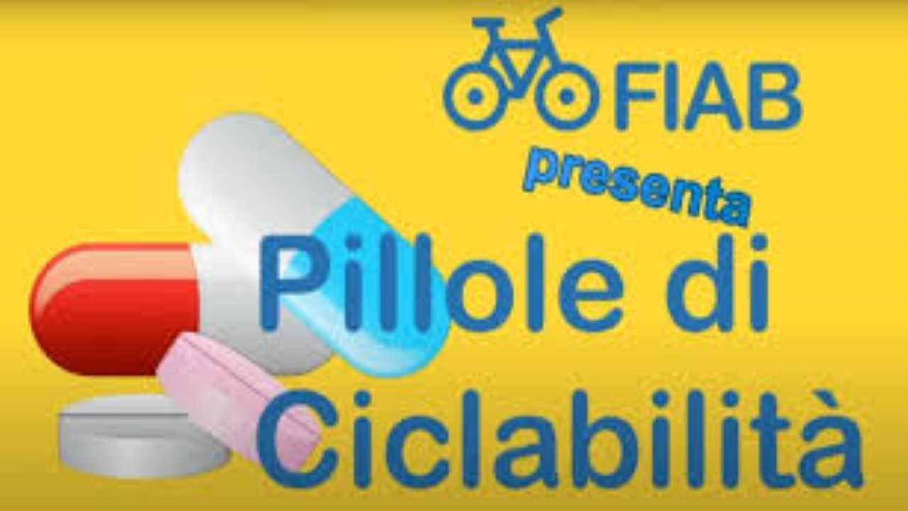 FIAB presenta Pillole di ciclabilità bici &Dintorni