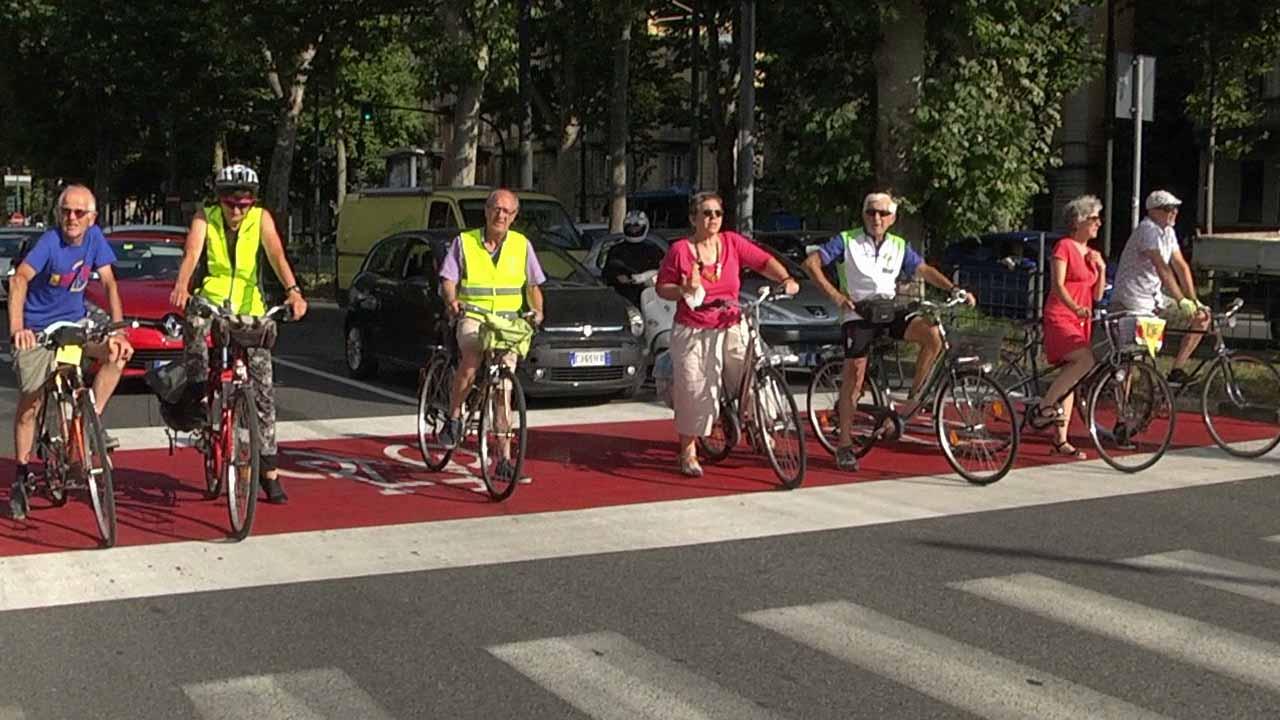 Tour delle novità. La nuova ciclabilità a Torino bici &Dintorni