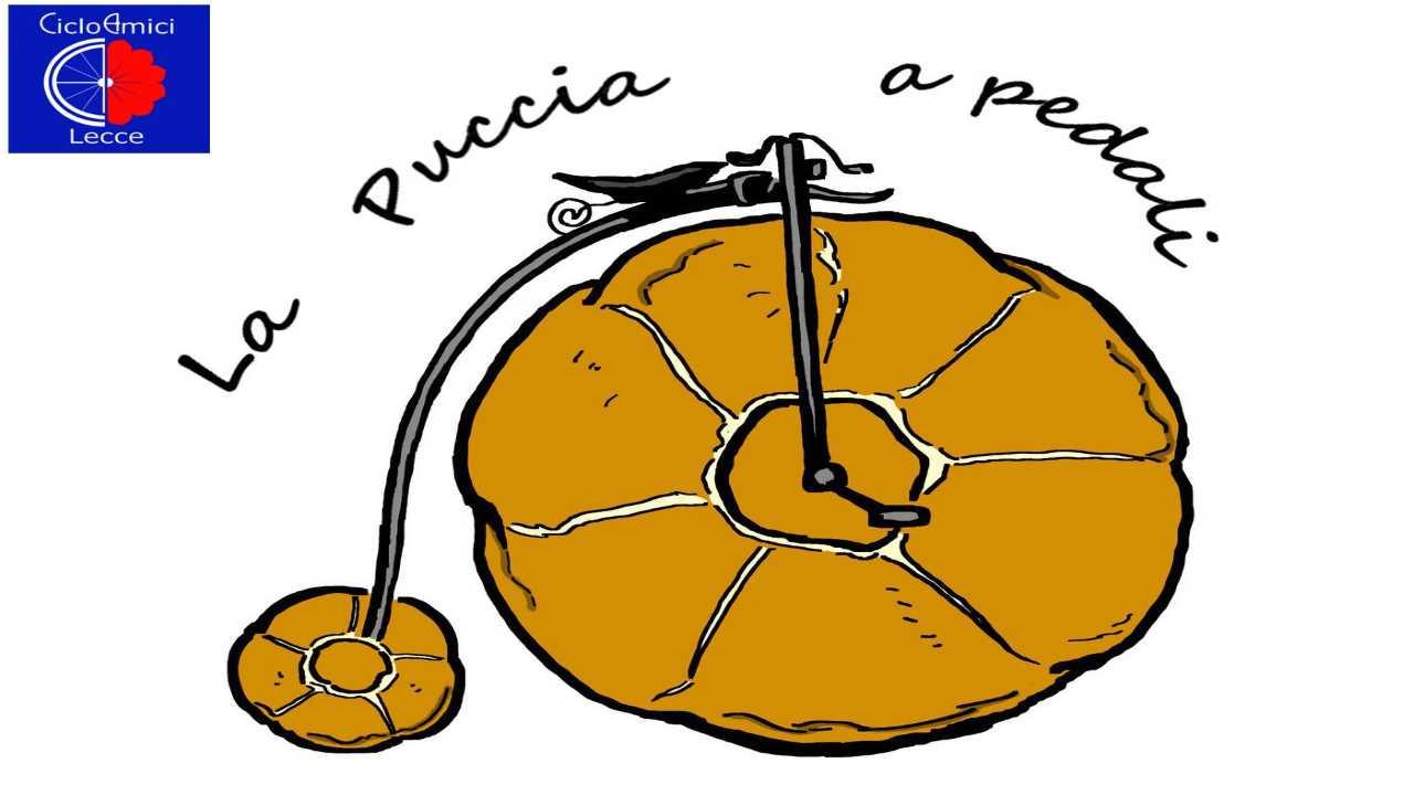 Puccia a pedali bici &Dintorni