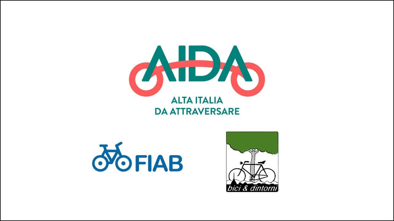 """APP """"CICLOVIA AIDA"""" bici &Dintorni"""