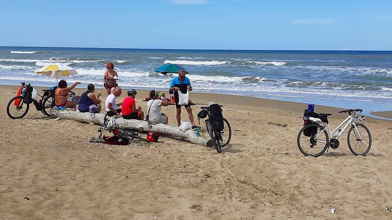 Video Puglia tappa 3 1 settembre 2020 bici &Dintorni