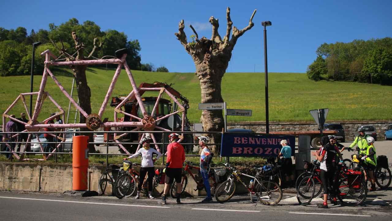 Tra Astigiano, Monferrato e Vercellese bici &Dintorni