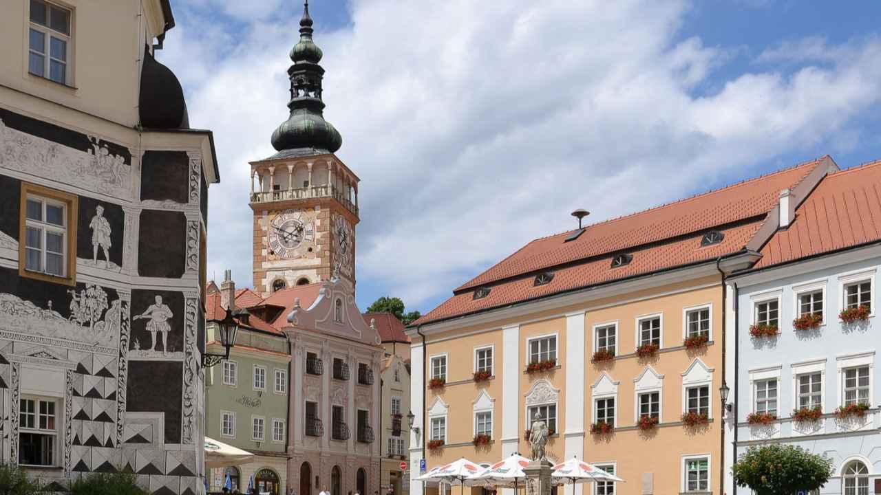 Biciviaggio da Vienna a Cracovia bici &Dintorni