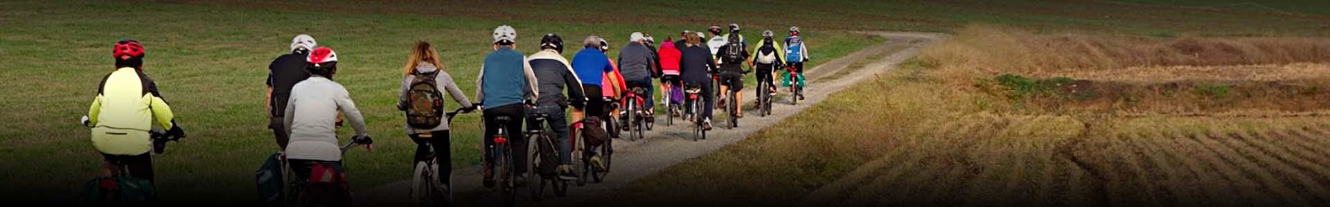Siamo la maggiore associazione di ciclisti in Piemonte