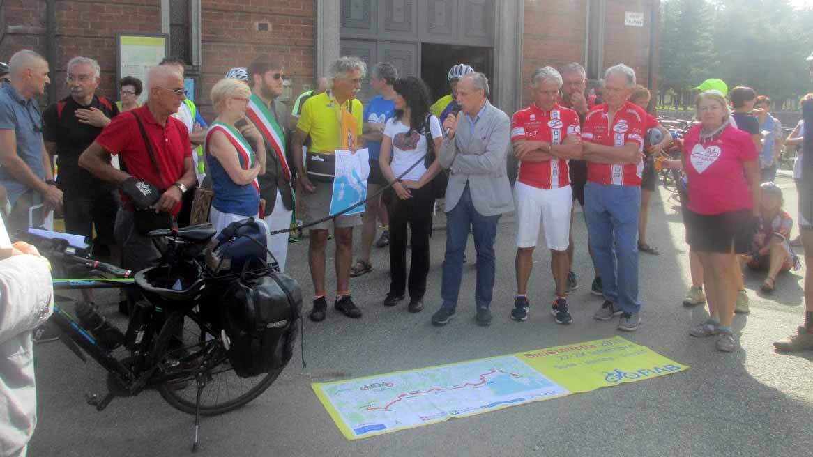 Benvenuta AIDA - Alta Italia da Attraversare  bici &Dintorni