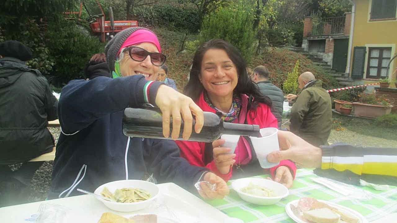 A Rivalba per la fiera del tartufo bici &Dintorni