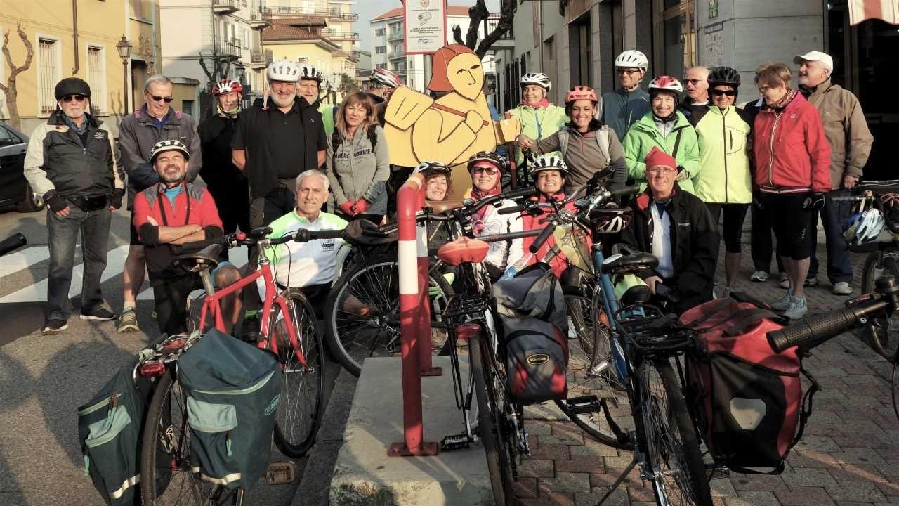 Festa del nuovo raccolto in riseria bici &Dintorni