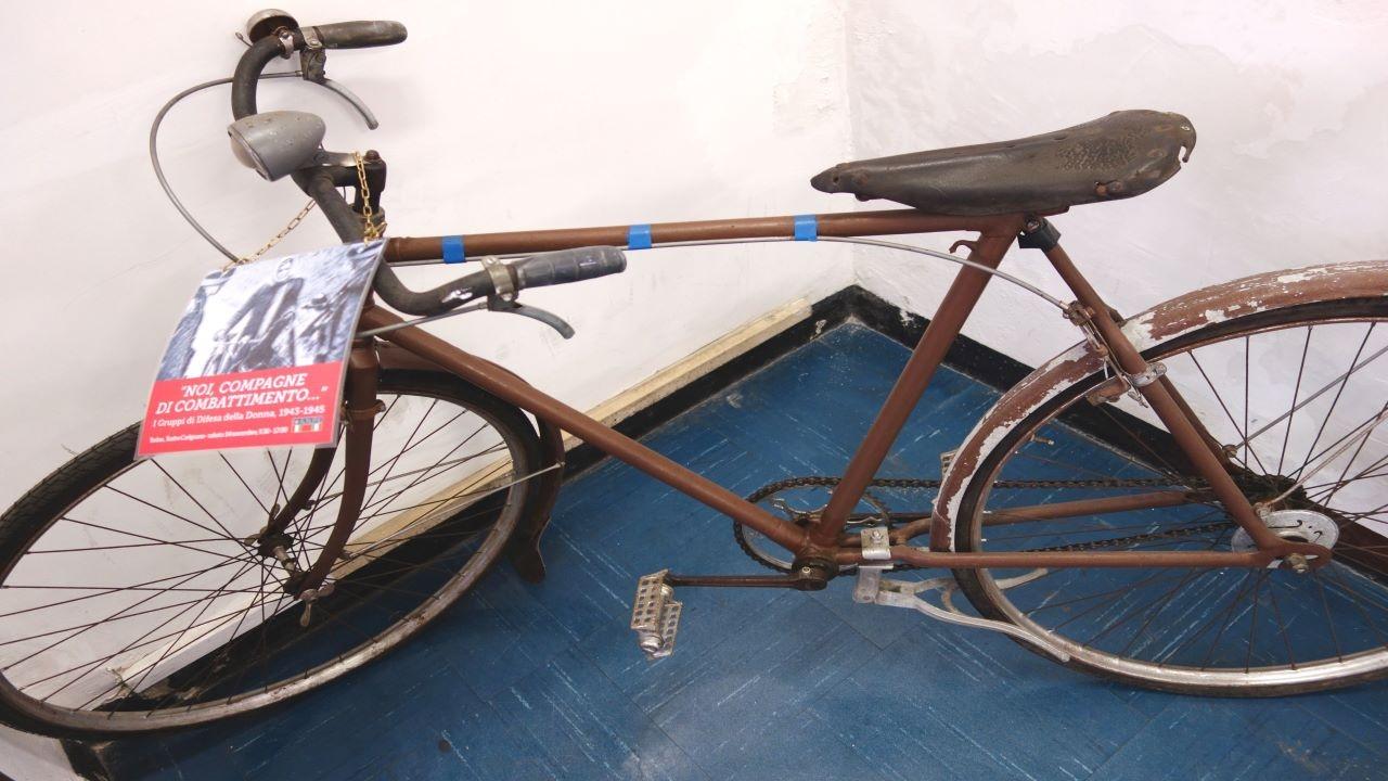 Il museo della Resistenza di Condove bici &Dintorni