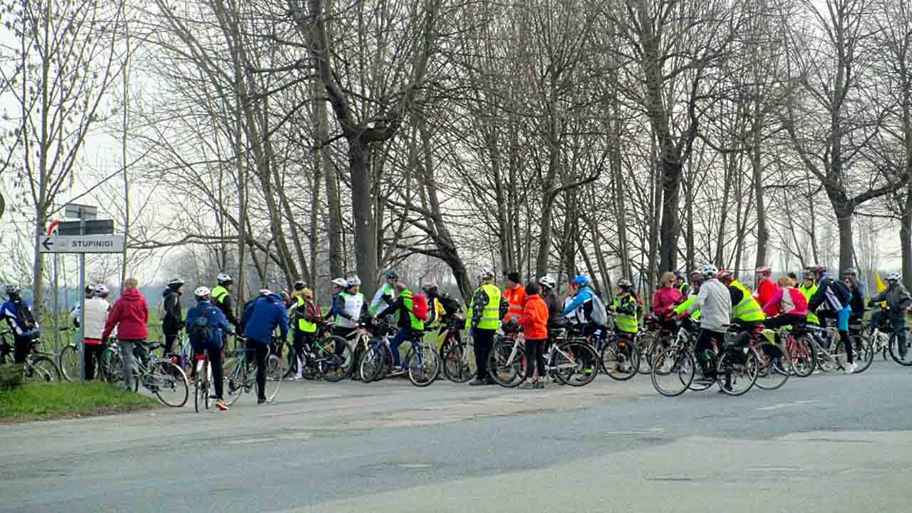 Anello ciclabile Torino - Piossasco bici &Dintorni
