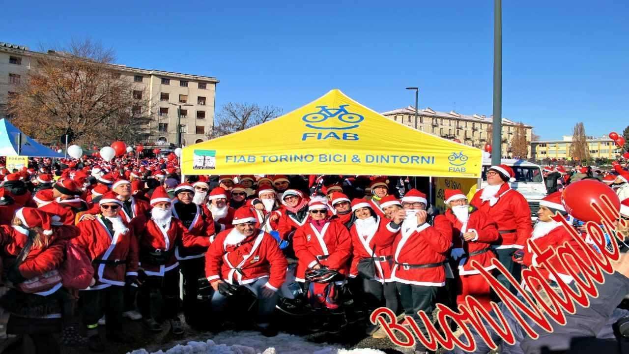 #1dicembre2019 -Babbo Natale in Forma bici &Dintorni