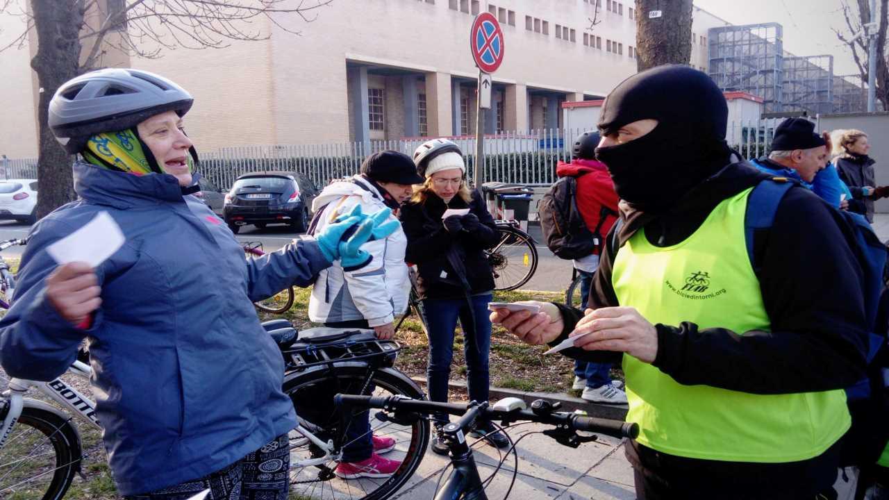 Pedalando col delitto - Mortale minaccia su Torino bici &Dintorni