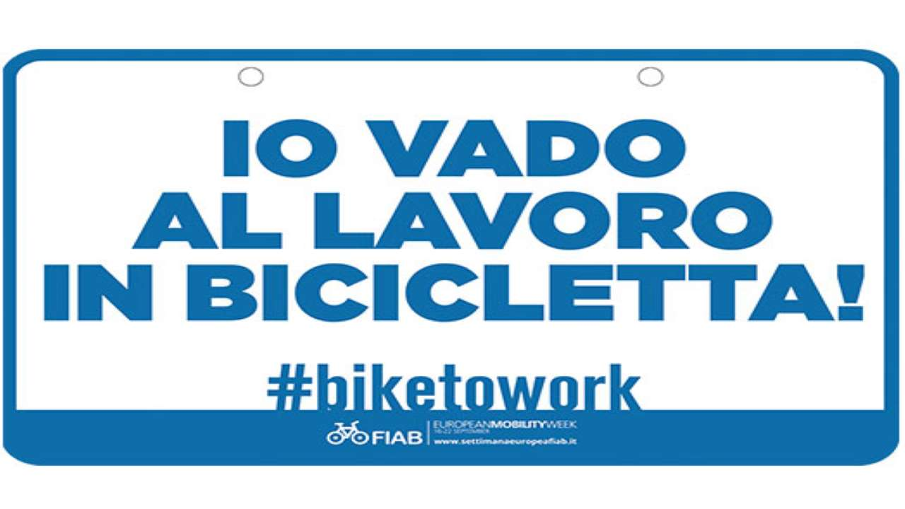 Bike to work all'alba
