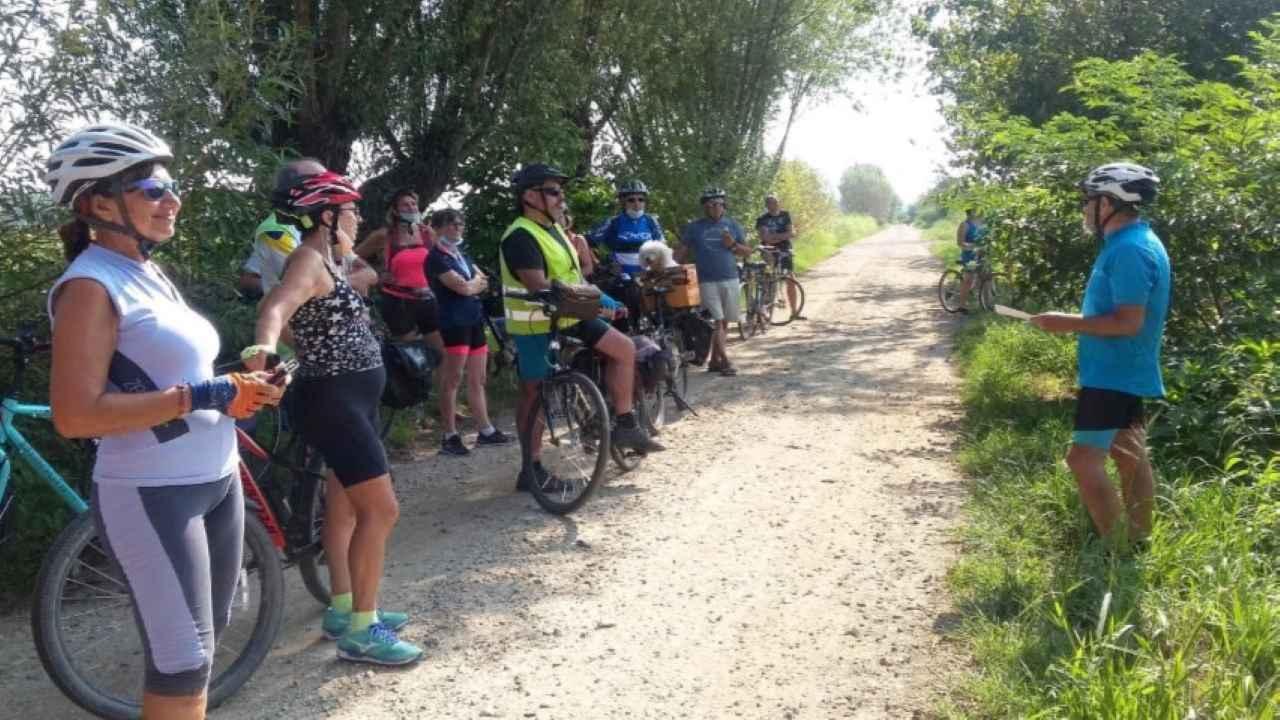 Fattorie innovative e storia tra Stupinigi e dintorni bici &Dintorni