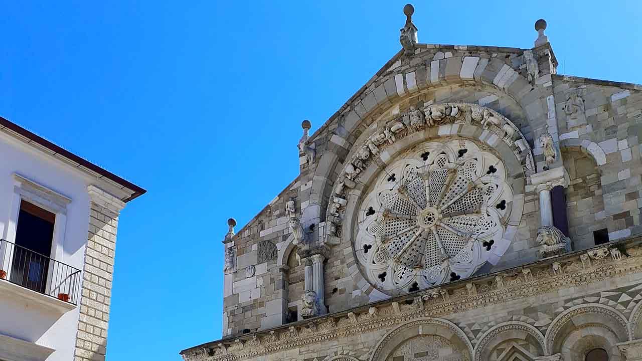Video Puglia tappa 7 5 settembre 2020 bici &Dintorni