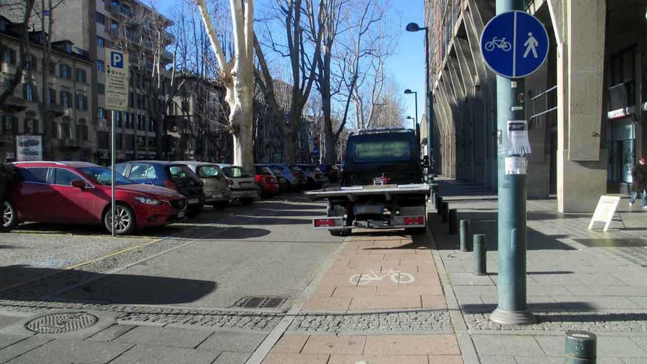 A Torino rete ciclabile + 50% negli ultimi 5 anni?  bici &Dintorni
